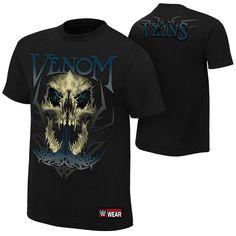 Randy Orton Venom In My Veins WWE Authentic Mens T-shirt - http://bestsellerlist.co.uk/randy-orton-venom-in-my-veins-wwe-authentic-mens-t-shirt/