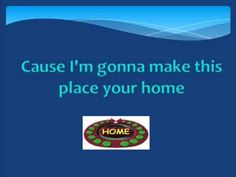 Home- Phil Phillips - THE WORDS