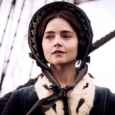 """claramaximoff: """"""""Requested by anonymous → Queen Victoria on the ship in """" """" Victoria Tv Show, Victoria 2016, Victoria Series, Queen Victoria, Drama Tv Shows, Jane Eyre, Jenna Coleman, Prince Albert, British Actresses"""
