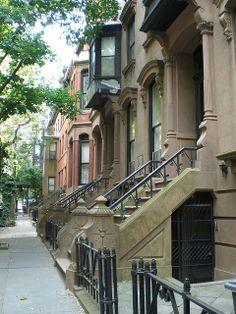 Brownstones of Brooklyn Heights
