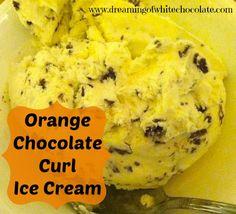 Pistachio Ice Cream And Chocolate Pears Recipe — Dishmaps