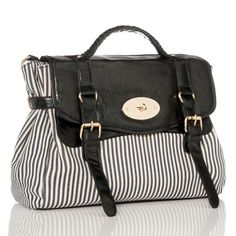 This is the best ever! Reminds of my moms old handbag