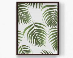 feuille de palmier palm feuille transparente patron illustration pinterest feuilles de. Black Bedroom Furniture Sets. Home Design Ideas