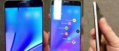 Ecrã do Galaxy Note 5 considerado o melhor do mercado - EExpoNews