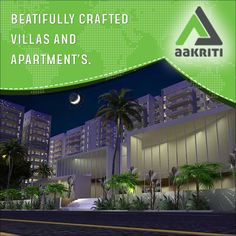 Beautifully crafted Villas and Apartments. #Villas and #apartments #sale #Hyderabad http://www.aakritihousing.com/