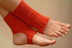 knitting pattern for yoga socks - Google Search