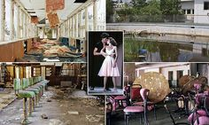 Decay of once glamorous Borscht Belt resorts used in Dirty Dancing