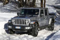 Das neue Modell markiert die Rückkehr der Marke in das Pickup-Segment und kommt zu den Feierlichkeiten des 80-jährigen Jubiläums von Jeep® zu den europäischen Händlern. Jeep Gladiator, Pick Up, Vehicles, Car, Future Tense, Celebrations, Scale Model, Automobile, Autos