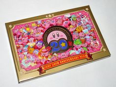 Kirby 20th Anniversary Medal