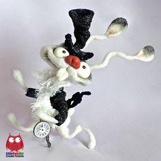 Crochet Doll Scarf Pattern Free : 1000+ images about 111 Crochet pattern - White Rabbit ...