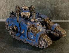 Forge World Sicaran Battle Tank | eBay