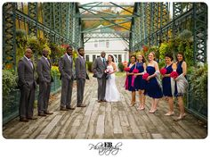 Great grouping on the Simsbury flower bridge in October. http://www.photographyeb.com/2014/12/03/bethany-antwuan-the-riverview/