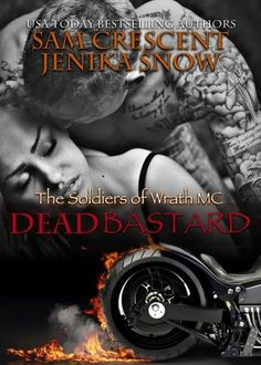 SNEAK PEEK: The Soldiers of Wrath MC: Box Set (The Soldiers of Wrath, #1-3) by Sam Crescent & Jenika Snow - #BadassBikerAlert - #PreOrder - 99¢ Sale! - iScream Books