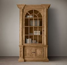 restoration hardware bookcase - Google Search