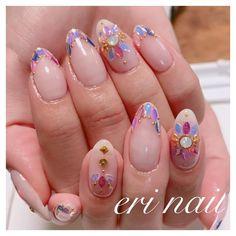 eri nailさんはInstagramを利用しています:「リーフホロできらきら✨✨…」