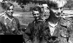 Żołnierze z 12 Dywizji pancernej SS Hitlerjugend ?