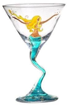 Would prefer this as a wine glass but it's too cute!!