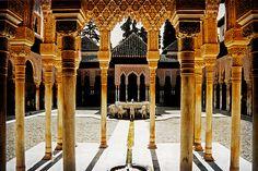 Alhambra ~ Granada, Spain