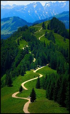 Austrian Alps photo via lori
