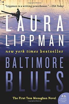 Captivating books: Tess Monaghan Series by Laura Lippman #levoreads