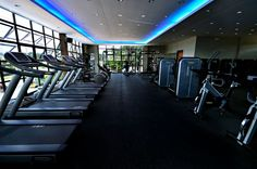 RLG Fitness Gym in Davao  powers its clients with #Technogym wellness machines.