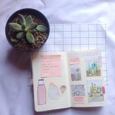 deshanoir.tumblr.com my journalling process - taken from my instagram : @ lov.noir