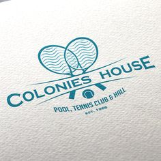 Create inspiring new branding for community swimming pool, tennis club and banquet hall! by OctoCreative