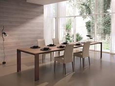 ZEUS Ausziehbarer Tisch by CIACCI