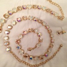 Swarovski Bundle Deal (Any Three Colors) on Etsy, $100.00 (sabika inspired)