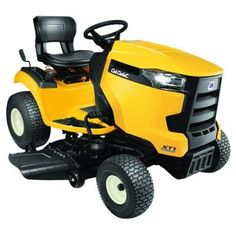 Cub Cadet XT1 Enduro Series Kohler Hydrostatic Gas FrontEngine Riding Mower Lt 42 In 18 Hp -- Click image for more details. Note: It's an affiliate link to Amazon