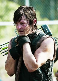 The Walking Dead's Daryl Dixon - Norman Reedus