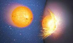 Hviezda pri kolízii so superhmotným objektom bez singularity a horizontu udalostí by sa roztrieštila.