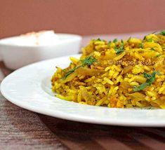 Τηγανητό ρύζι με κάρυ και αυγό: Ένα αρμονικό πάντρεμα Ινδικής και Κινέζικης κουζίνας