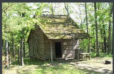 Part of the William Baxter Jordan homestead. Now a part of the Mountain Village living history museum in Monkey Run, Arkansas. Rose Family, Mountain Village, Arkansas, Homesteading, Florida, House Styles, Places, History Museum, Cabins