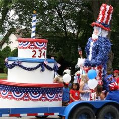 6abc 4th of july parade