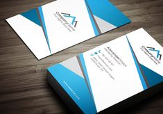 Real Estate Business Card Template by shahjhan on Creative Market