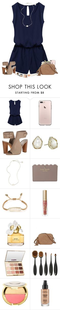 """""""HAPPY NEW YEARS!! 2017!"""" by hopemarlee ❤ liked on Polyvore featuring Vince, Kendra Scott, Kate Spade, Too Faced Cosmetics, Marc Jacobs, Gucci, tarte, Sephora Collection, Smashbox and hmsloves"""