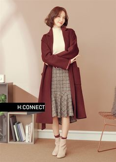 SNSD : Yoona * 윤아 * : H : Connect Event F / W Collection