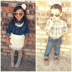 27 Stylish And Cute Babies (yeah.. WHATEVER STYLISH BABIES)