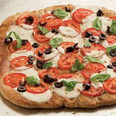 Fresh+Tomato+&+Black+Olive+Pizza