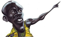 Usain Bolt By GoVa® Follow me on https://www.facebook.com/pages/GoVa/407958572584283 Thank's!