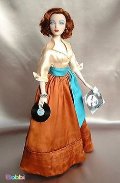 Gene Mood Music by Lynne Day Circa 1956 East Coast Convention Dressed Doll 1999