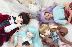 https://flic.kr/p/CzMCy6 | ♡ happy new year ♡ | from dollgirls