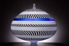 Piccadilly, 2008 by Lino Tagliapietra. Op Art. sculpture