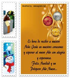 enviar texto de Navidad y Año nuevo para saludar por Whatsapp,buscar textos de Navidad y Año nuevo para enviar gratis por Whatsapp: http://www.datosgratis.net/saludos-por-navidad-y-ano-nuevo/                                                                                                                                                                                 Más