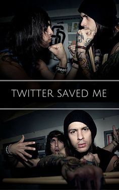 Twitter Saved Me (Mike Fuentes/PTV)