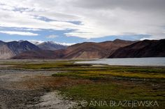 Ladakh, Pangong Tso - one of the giant himalayan lakes situated at the altitude over 4300 meters above sea level.  #Leh #Ladakh #India #Travel #photography