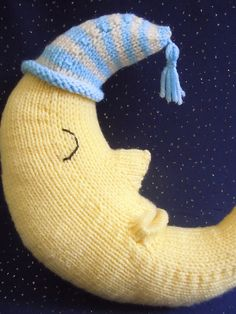 Ravelry: Goodnight Moon pattern by Sara Elizabeth Kellner  - free