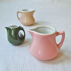 Mugs & Cups Ingenious Vintage Morton Salt Girl Celebrating 150 Yrs Set Of 4 Coffee Cups Less Expensive