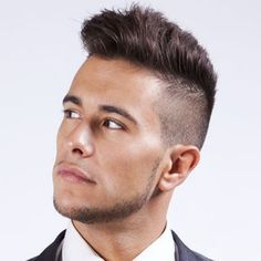 Men's Undercut Slicked Back | Slicked Back Undercut Hairstyle For Men